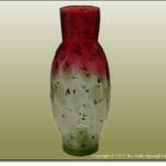 Rubina Verde Vase