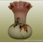 Burmese Satin Vase