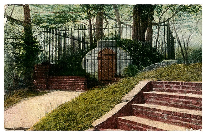 Original Tomb Washington