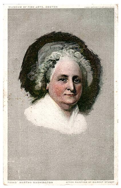 martha washington