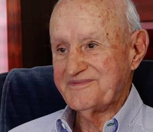 Stephen M. Domovich WWII Veteran