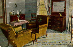 Grant 5 Retiring Room Saratoga