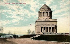 Grant 8 Tomb