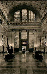 TR 6 - Memorial Hall