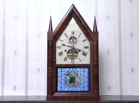 Silas B. Terry Steeple Clock
