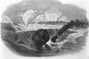 USS Tecumseh Public Domain Copyright c/o Wikipedia