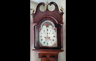 Joachim Hill Granfather Clock