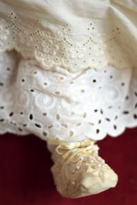 Bisque Head Detail 2