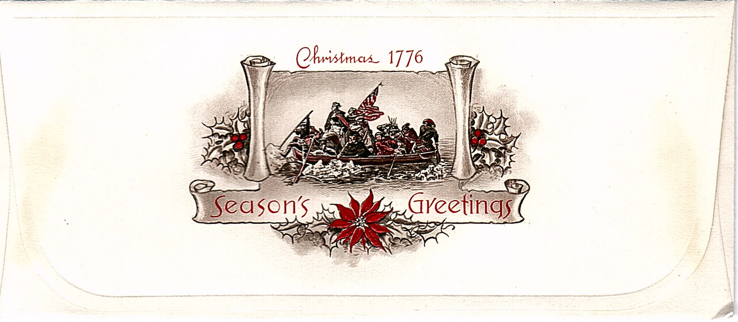 Showcase Collection: 1940's Christmas Cards